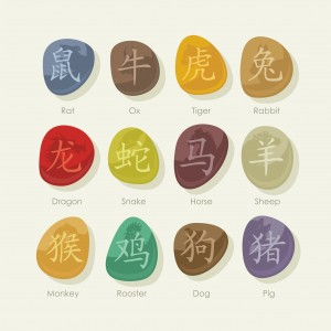 12 החיות באסטרולוגיה הסינית